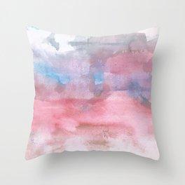 Ode to Ship Rock Throw Pillow
