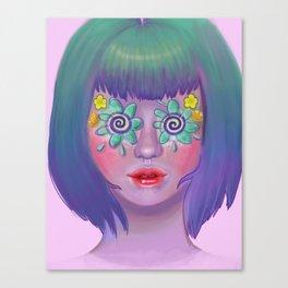 anthousai Canvas Print
