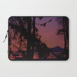 Evening Landing Laptop Sleeve