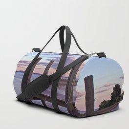 Pier Pink Duffle Bag