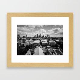 The City of London Framed Art Print