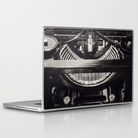 melissa smith Laptop & iPad Skins featuring Smith by inourgardentoo