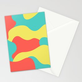 Summer Flavors Stationery Cards