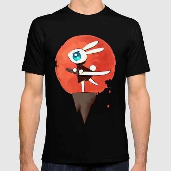Samurai Bunny T-shirt