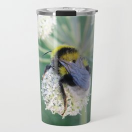 Staying here for a while Travel Mug