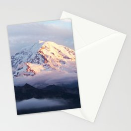 Marvelous Mount Rainier 2 Stationery Cards