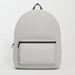 Vaporous Gray Backpack