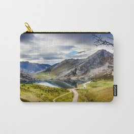 The Lakes of Covadonga, Enol Carry-All Pouch