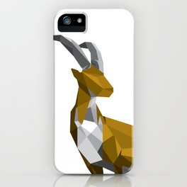 FACET IBEX GUARDIAN iPhone Case
