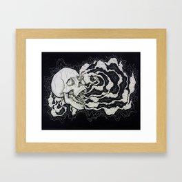 Rebel Yell Framed Art Print
