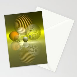 games with geometry -41- Stationery Cards