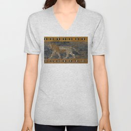 Processional Way - Babylon Unisex V-Neck