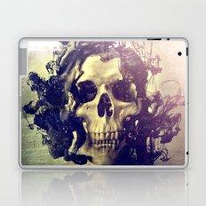 Miss Skull Laptop & iPad Skin