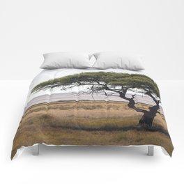 Namibia Landscape Comforters