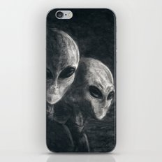 Personal Disclosure 3 iPhone & iPod Skin