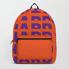 Hard Times Typo Backpack