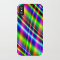 bands iPhone & iPod Cases featuring Bands of Beauty by Sartoris ART