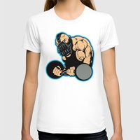 bane T-shirts featuring B gym 2 by Buby87