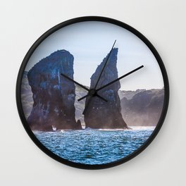 Kamchatka, Three brothers Wall Clock