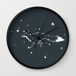 Starfox Wall Clock