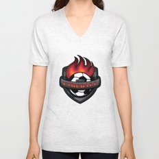 Team Fireball Unisex V-Neck
