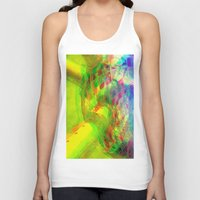 brussels Tank Tops featuring Atomium 2 by Joe Ganech