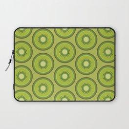 Kiwi Pattern Laptop Sleeve