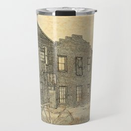 Ghost Town Bodie California Travel Mug