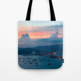 HONG KONG 02 Tote Bag