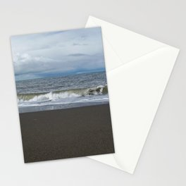 Spring morning in Aberystwyth Stationery Cards