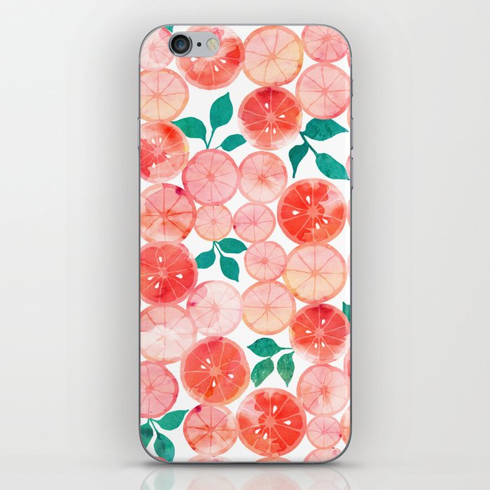 Summer fruit iPhone Skin