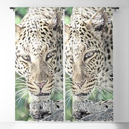 SmartMix Animal-Leopard 2 Blackout Curtain