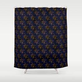 Python Shower Curtain