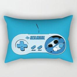 Super Nintendo controller Rectangular Pillow