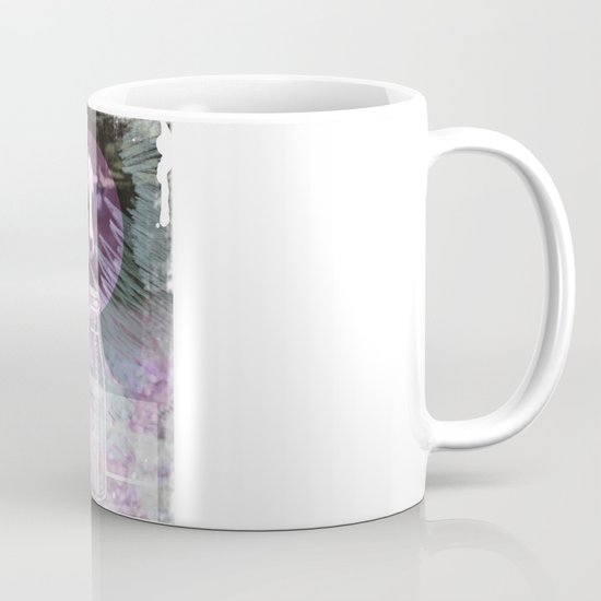 Milk comes from a bottle Mug