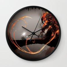 Shall not Wall Clock