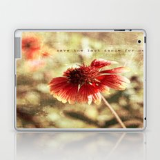 Summer's Last Dance Laptop & iPad Skin