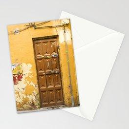 Yellow Door #47 Malaga Stationery Cards