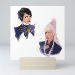 Gaganetta Mini Art Print