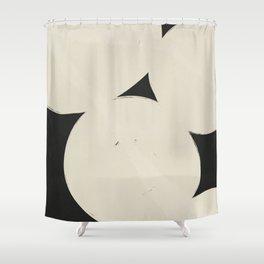 Finding Balance #3 Shower Curtain