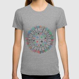 Sanger Codon Circle T-shirt