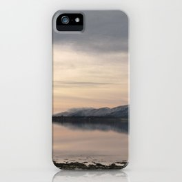 Loch Linnhe iPhone Case