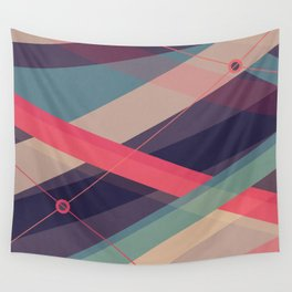 Shockwave Wall Tapestry