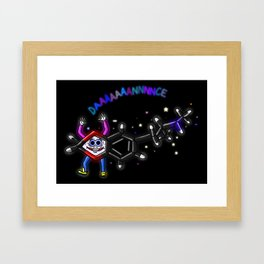 Do you even know what you're taking? Framed Art Print