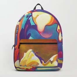 The United Colours of Orgasm Thermal Nude Backpack