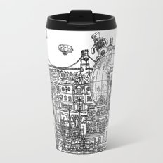 Busy City – Bristol, UK Travel Mug