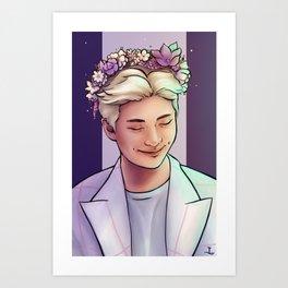 RM Art Print