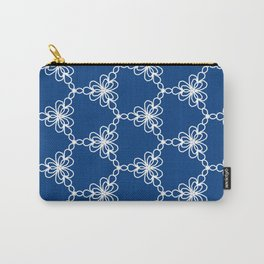 Pattern lace vector Carry-All Pouch