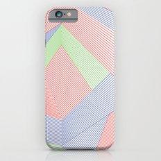 Lines iPhone 6 Slim Case