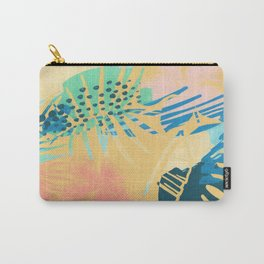 Leaves Palm Tree Carry-All Pouch